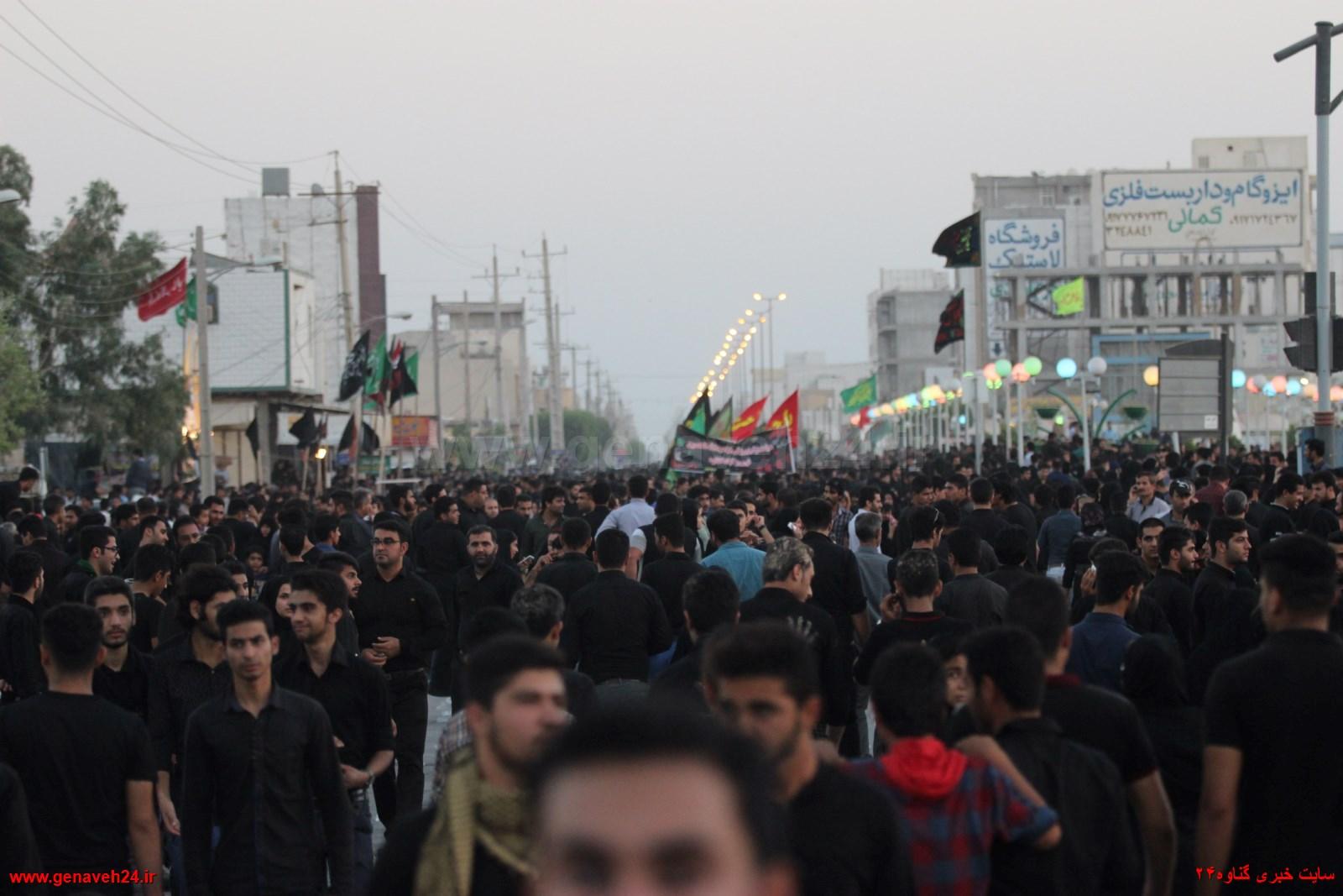بزرگترین اجتماع عاشورایی استان بوشهر را بر هم نزنید!