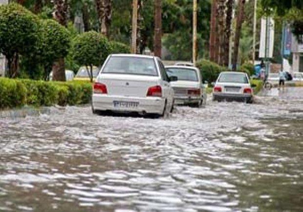 باران سیل آسا در راه است