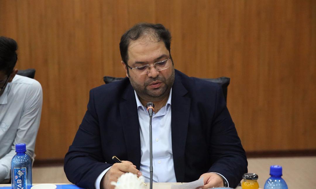 گرگی پور رییس هیئت ورزش های ناشنوایان استان بوشهر شد
