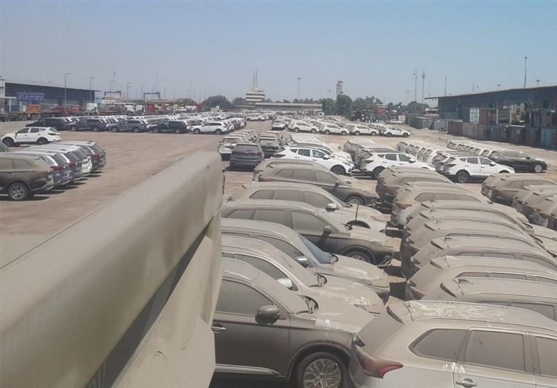 بلاتکلیفی هزاران خودرو وارداتی در گمرک