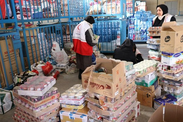 کمکهای مردم استان بوشهر برای سیلزدگان شمال جمعآوری میشود