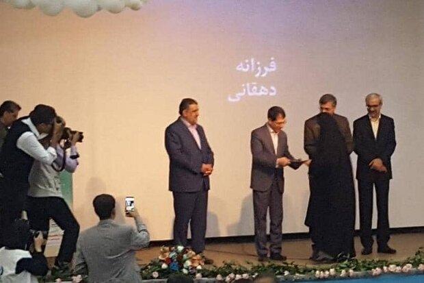 معلمان برتر استان بوشهر تجلیل شدند