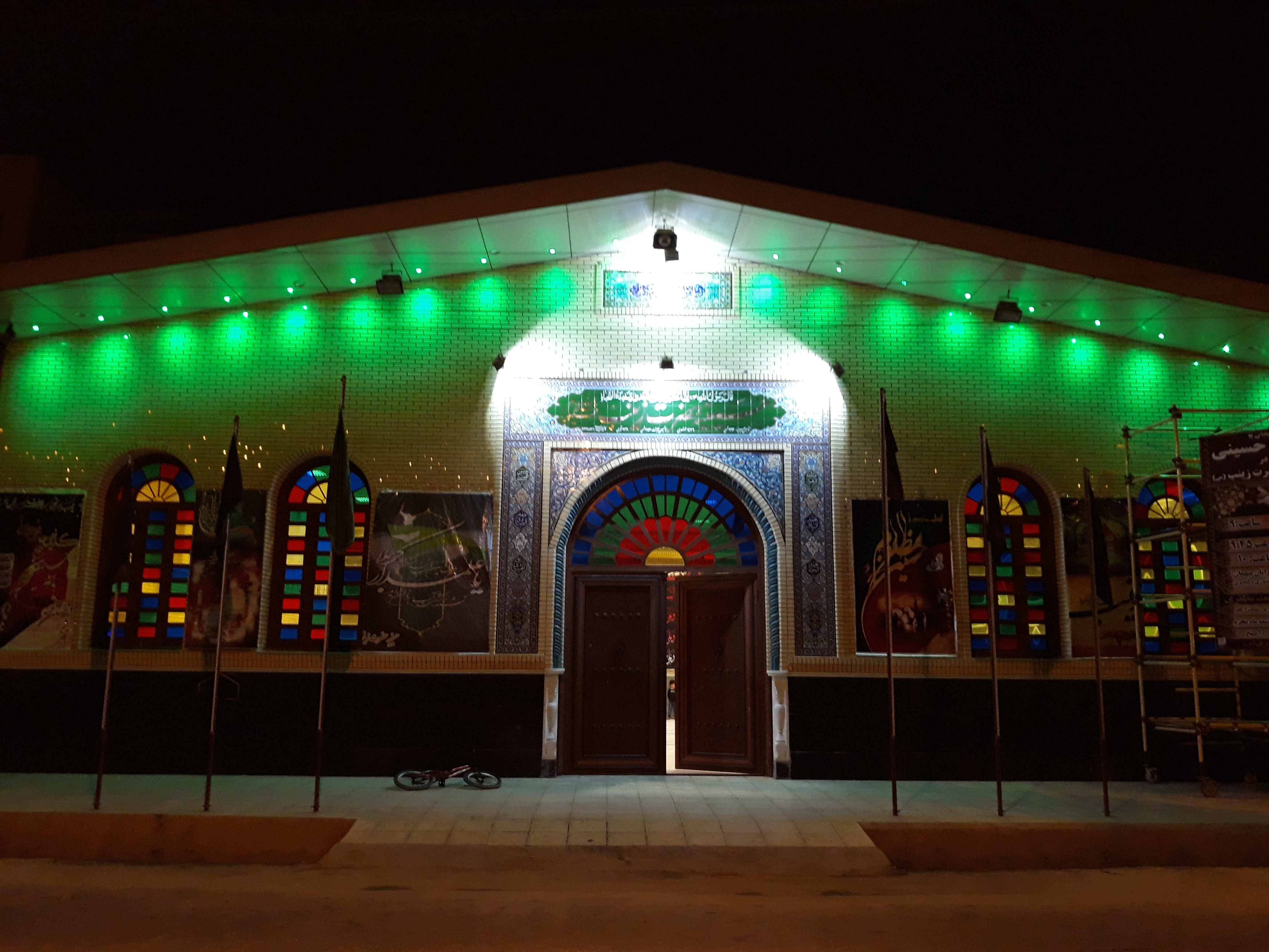 مسجدی که یک مرکز فرهنگی است/ محلی برای گذران کودکی تا پیری