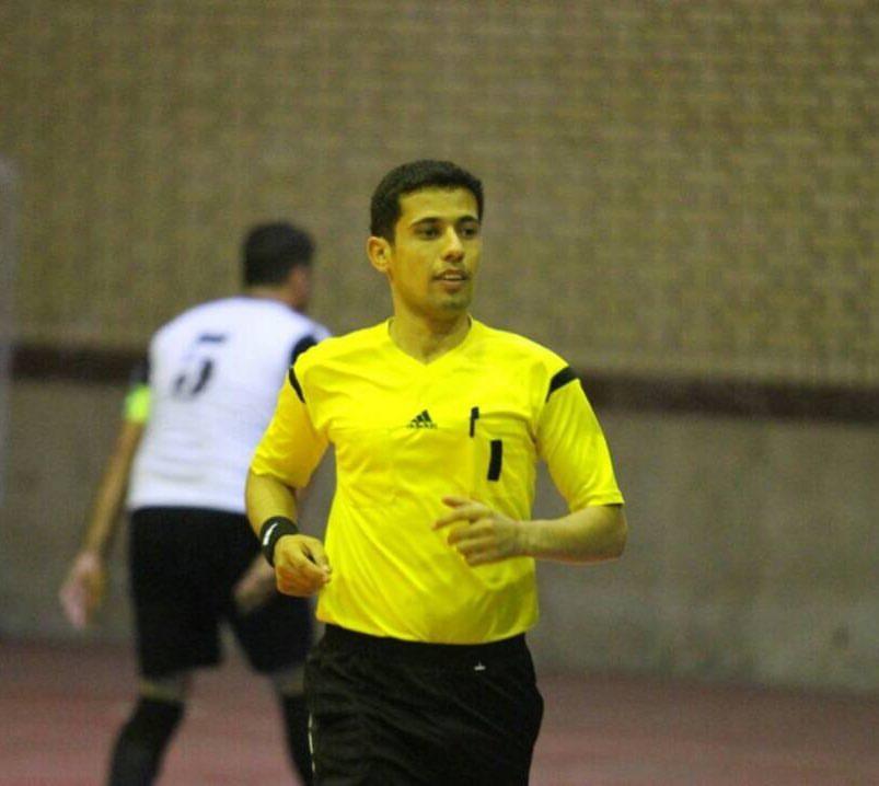 شرونی داور فوتسال گناوه ای در میان بهترین های هفته هفتم لیگ برتر فوتسال ایران