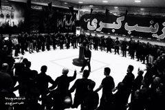 اجتماع بزرگ هیئت های مذهبی کوی عبدامام گناوه برگزار شد
