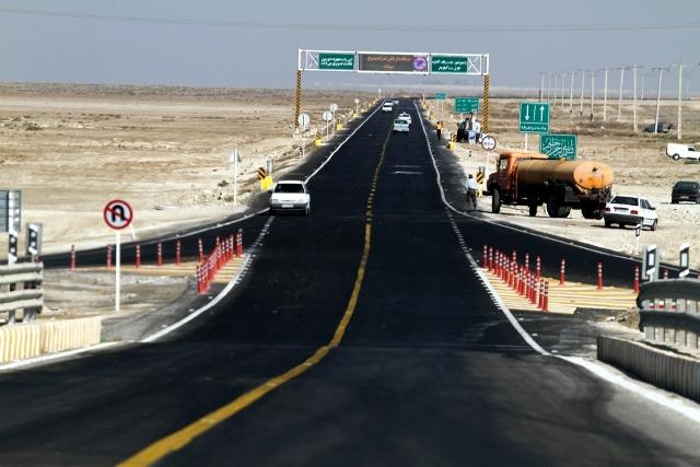 راه نا تمام!/اما و اگرهای جاده ساحلی گناوه ، بوشهر