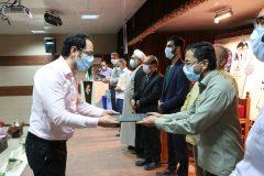 نفرات برتر چهل سومین دوره مسابقات سراسری قرآن کریم اوقاف استان بوشهر معرفی شدند + عکس