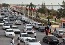 حضور مسافران و اوج نگرانی در استان