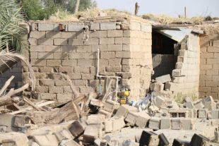 مشاهدات یک خبر نگار از روستای زلزله زده کلر