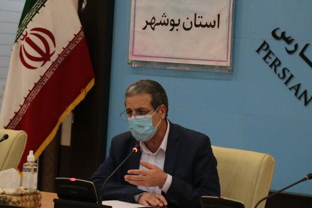 تمام ورودیهای استان بوشهر از روز سهشنبه تعطیل می شوند