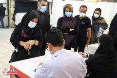 انتخابات ۱۴۰۰ و حضور مردم گناوه