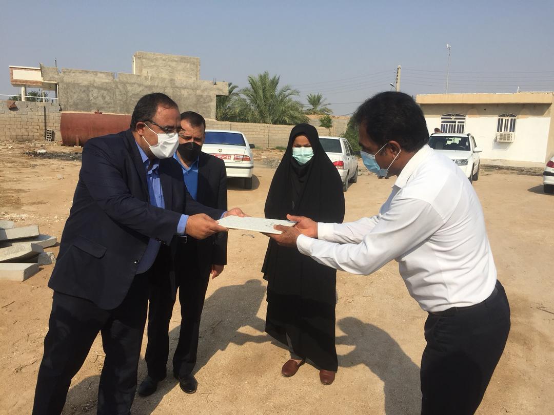 تقدیر استانداری بوشهر  از یک فعال محیط  زیستی