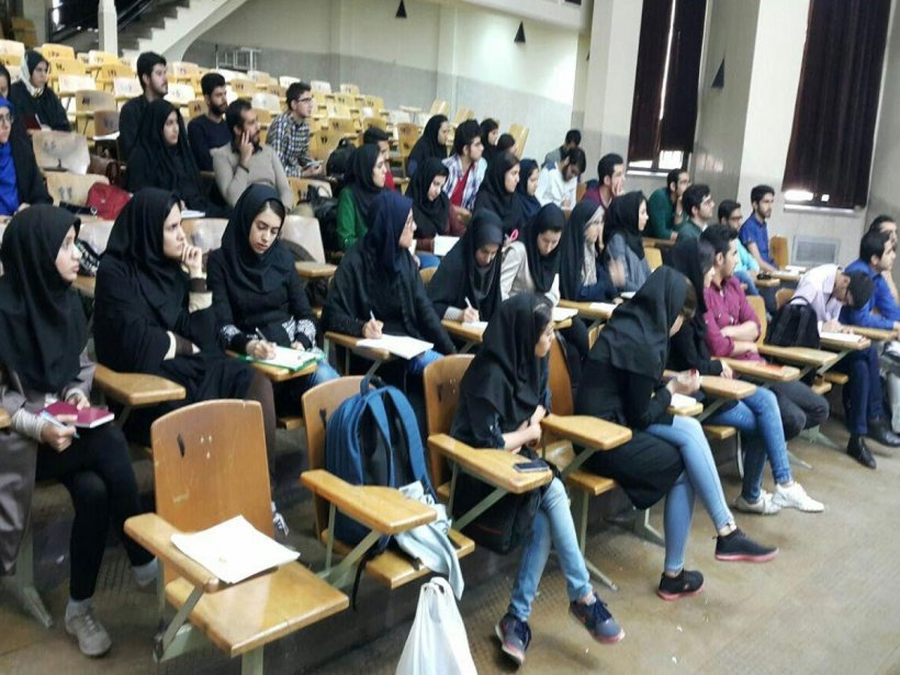 دلتنگ بازگشایی دانشگاه